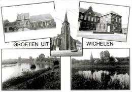 WICHELEN - Groeten Uit Wichelen - Wichelen