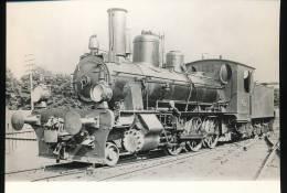 Train ---  Brohl , Locomotive G3, 1Cn2 3 - 4, Krauss 1914 - Treni