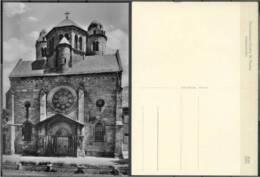 Ak Deutschland - Worms - Dominikaner-Kirche,church,Eglise - St. Paulus - Kirchen U. Kathedralen