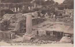 ANNABA   BONE        Ruines D'Hippône  - Mosaïque - Annaba (Bône)