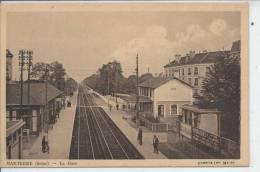 NANTERRE - La Gare - Nanterre