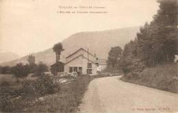 ALLARMONT L'entree Du Village - Gerardmer
