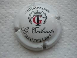 CAPSULE CHAMPAGNE TRIBAUT - HAUTVILLERS - Tribaut