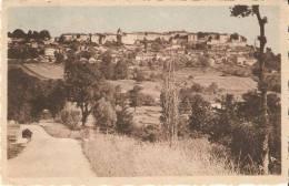 LAUZERTE Vue Panoramique - Lauzerte