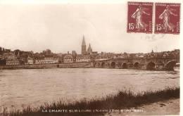 LA CHARITE SUR LOIRE  Vue D'ensemble - La Charité Sur Loire