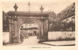 WISSEMBOURG Hospice Civil - Wissembourg