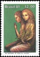 Brazil 1981 ( Thanksgiving ) - MNH (**) - Brazilië
