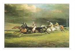 Photo, Peintures Et Tableaux, Théodore Géricault - Le Derby D'Epsom - Other Collections