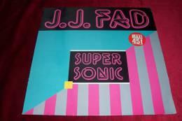 JJ FAD  °   SUPERSONIC - 45 T - Maxi-Single