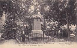 Chateauneuf Les Bains (63) - Le Monument Aux Morts De La Grande Guerre - Non Classés