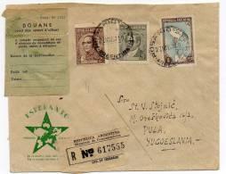 ESPERANTO  ARGENTINA 1951 - Esperanto