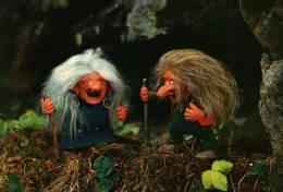 CPM  -  Thème Jeux Et Jouets  -  TROLLFEST  -  The Trolls'party - - Jeux Et Jouets