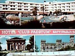 HOTEL CLUB PAESTUM  BATTIPAGLIA VEDUTE VB1986 EC10509 - Battipaglia