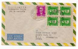 ESPERANTO BRASILE 1962 - Esperanto