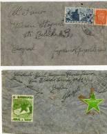 ESPERANTO PORTOGALLO 1946 - Esperanto