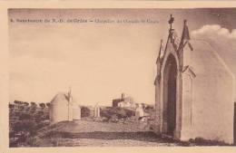 21524 Sanctuaire De Notre Dame De Grace - Chapelles Du Chemin De Croix -4éd ? - Non Classés