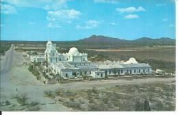 états Unis  Mission San Xavier Del Bac Tucson Arizona - Tucson