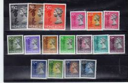 F- 43  Lote  Hong Kong ** - Unused Stamps