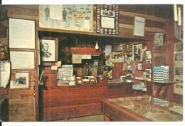 états Unis  Lincolns New Salem Illinois First Berry Lincoln Store Uspost Office - Etats-Unis