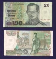THAILAND 1985, Banknote UNC, 20 Baht - Thailand