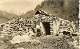 Francia--Pau--Cabane De Berger--Haute Montagne  ---Chantecler-Pau  Nº 64 - Pau