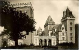 Francia--Pau--Carta Foto--Le Chateau D'Henri IV--Façade Est-13,8 X 9--- - Pau