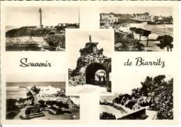 Francia--BIARRITZ--Carta Photo--Faro-- C.A.P.Nº 161 - Faros