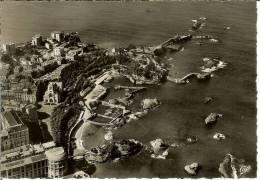 Francia--BIARRITZ--Carta Photo--Casino Bellevue--Port Des Pecheurs--Rocher De La Vierge--Vue Aerienne--C.A.P. Nº 209 - Casinos