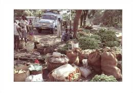 Arusha Market Place At Mto Wa Mbu - Tanzania
