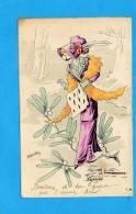 Illustrateur Tskobert - Bonne Et Heureuse Année - Sager, Xavier