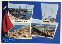 Près St Michel Chef-Chef--THARON-PLAGE--Vues Diverses(port,phare,voile,plage)--Secap Muette  THARON-PLAGE --44 - Tharon-Plage