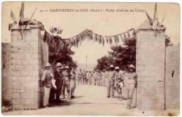 Maroc, Martimprey Du Kiss, Porte D'entrée Du Camp - Maroc