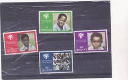 MALAWIE : Année Internationale De L'enfant  : ** : Y&T :334 à 337 - Malawi (1964-...)