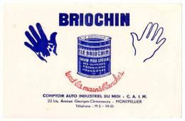 Buvard Briochin Rend Les Mains Blanches, Savon Mou Spécial ..., CAIM, Montpellier - Produits Ménagers