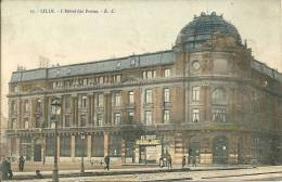 LILLE  -  L'Hôtel Des Postes. - Lille