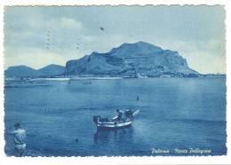G1720 Palermo - Monte Pellegrino / Viaggiata 1953 - Palermo