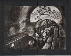 Marne Epernay Champagne Mercier Visite  Caves Train Electrique  , Publistip édition - Epernay