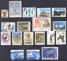 India 1983, 1984 Selection Used - India