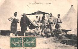 Camp De Mailly Le Café - Mailly-le-Camp