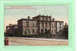 IRLANDE / BELFAST / Presbyterian College - Antrim / Belfast