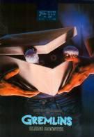 NFK 337 Gremlins - Kleine Monster 1984 Zach Galligan Phoebe CatesHorror Komödie Film Movie Kino Programme Programm - Zeitschriften