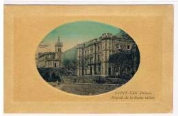 26- St-UZE- Hopital De La Roche Taillée - Ohne Zuordnung