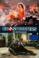 NFK 343 Ghostbusters – Die Geisterjäger 1984 Bill Murray Dan Aykroyd Reitman Film Movie Kino Programm Programme - Zeitschriften