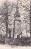 21536 Noyal Pontivy, église De La Houssaye, Le Cunf Pontivy - France