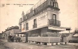 """Dijon """"Bar Express"""" Avenue De L'Arsenal (n°3) - Dijon"""