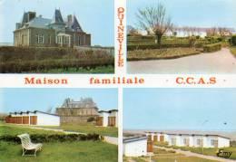 50 CPM Quineville Vue De La Maison Familliale C.C.A.S - France