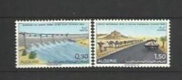 ALGERIE  :  Y & T No  488 à 489   XX - Algérie (1962-...)