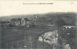 AQUITAINE - 24 - DORDOGNE - JUMILHAC LE GTAND - Château De LAFAYE - Frankreich