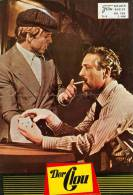 NFK 104 Der Clou 1974 The Sting Robert Redford Paul Newman George Roy Hill Kino Film Movie Programm Programme - Zeitschriften