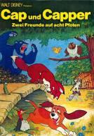 NFK 296 Cap Und Capper The Fox And The Hound Wald Disney Animation Zeichentrick Film Movie Cinema Programm Programme - Zeitschriften